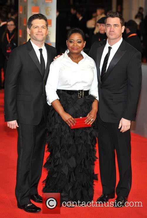 octavia spencer and guests orange british academy 3728168
