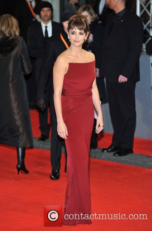 Penelope Cruz, Sinead Cusack and Bafta 2