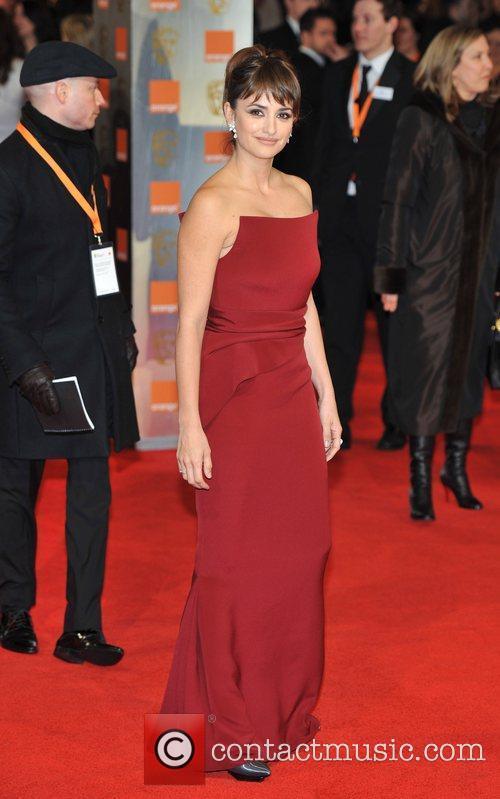 Penelope Cruz, Sinead Cusack and Bafta 1