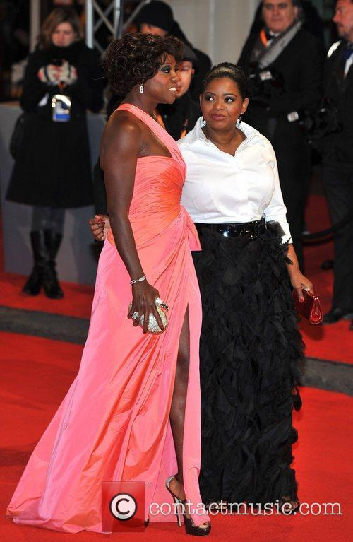 Viola Davis, Octavia Spencer and Bafta 5
