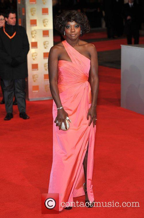 Viola Davis and Bafta 1