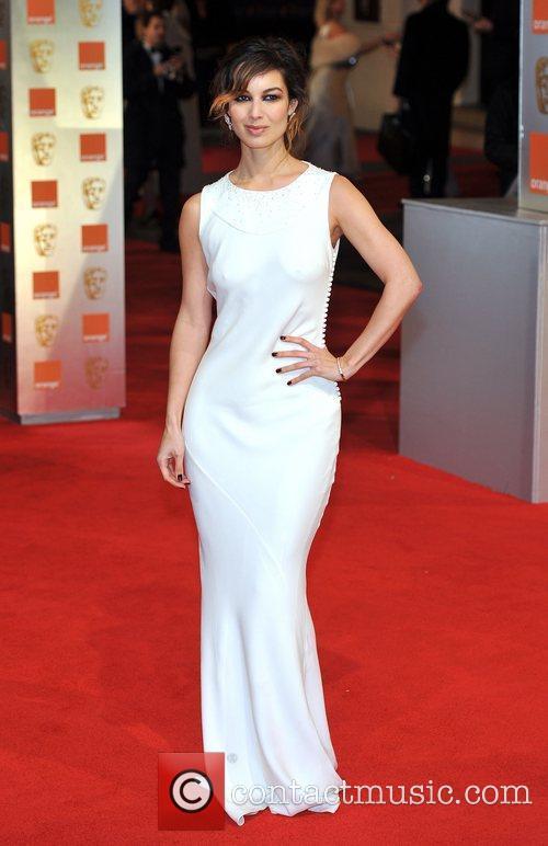 Berenice Marlohe The Orange British Academy Film Awards...