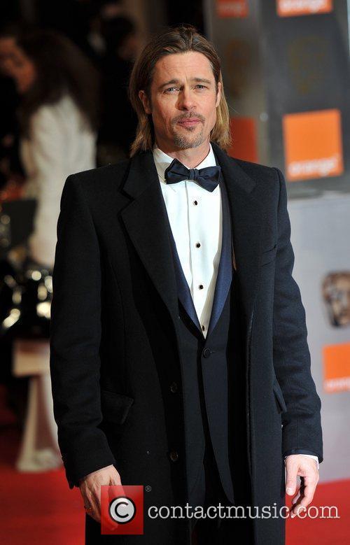Brad Pitt and Bafta 2