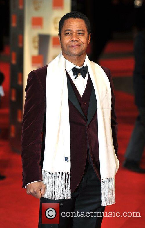 Cuba Gooding Junior, Elsa Pataky and Bafta 3