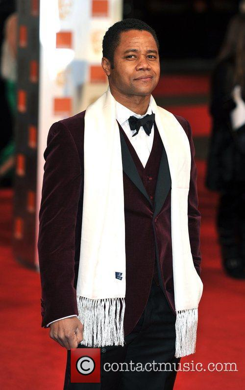 Cuba Gooding Junior and Bafta 4