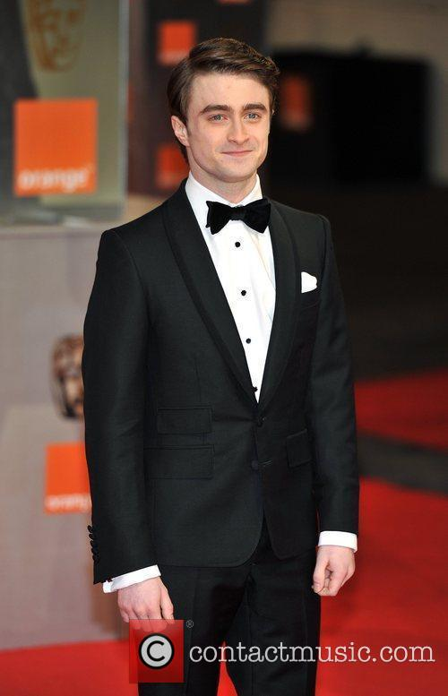 Daniel Radcliffe and Bafta 1