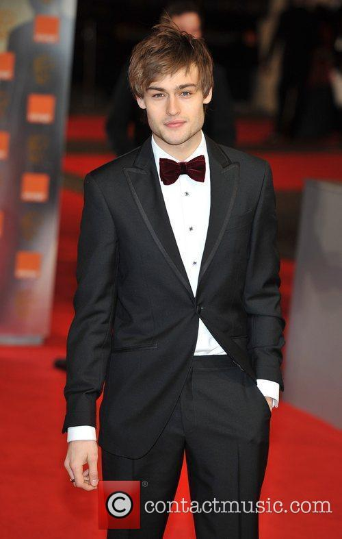 Douglas Booth and Bafta 3