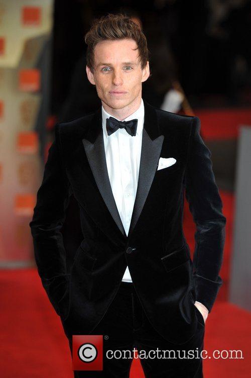 Eddie Redmayne The Orange British Academy Film Awards...