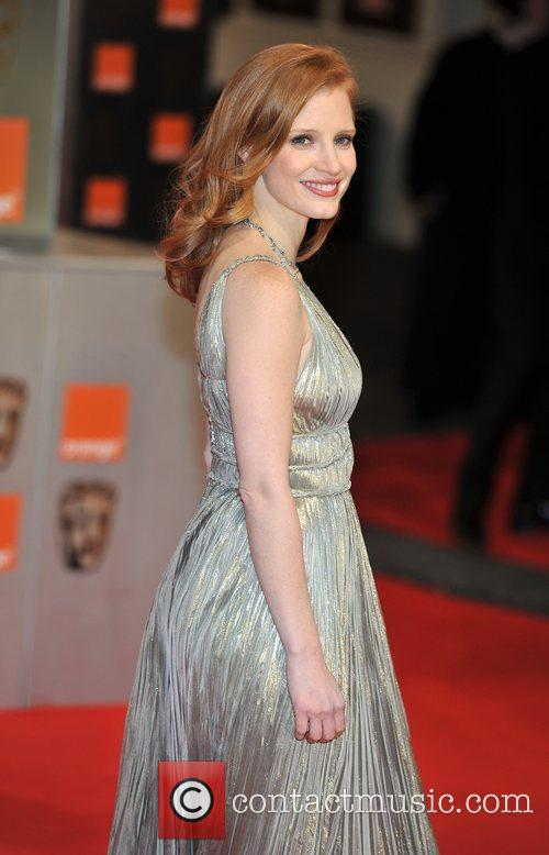 Jessica Chastain and Bafta 7