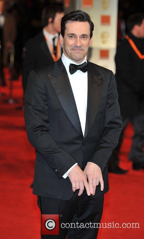 Jon Hamm and Bafta 2