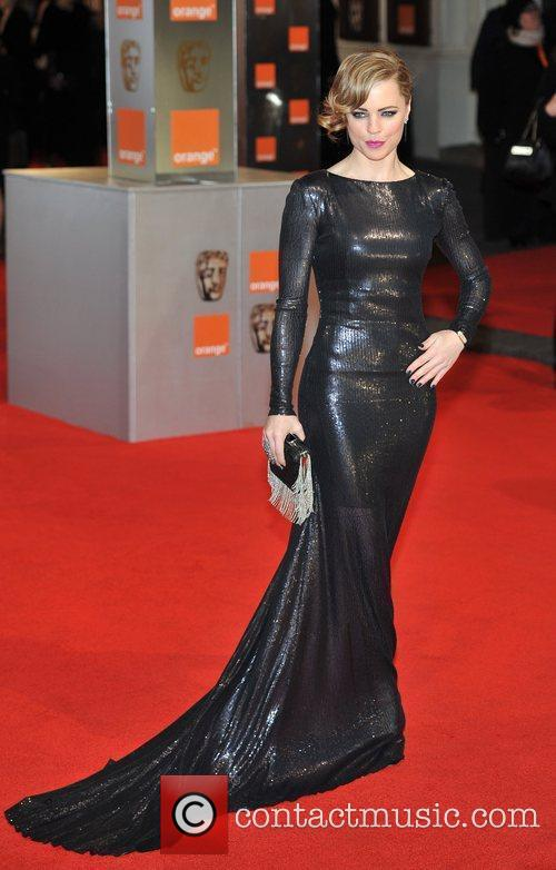 Melissa George and Bafta 2
