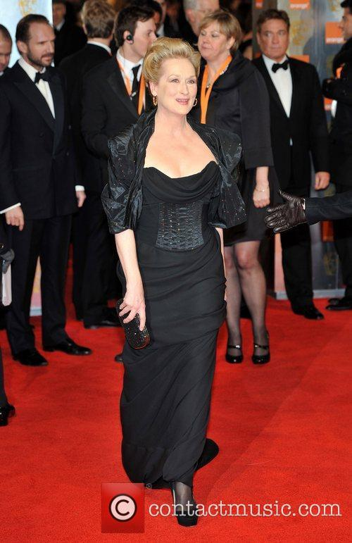 Meryl Streep and Bafta 11