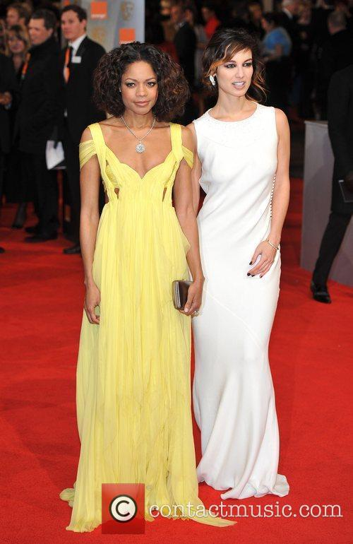 Naomie Harris and Bafta 8