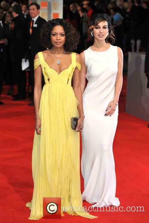 Naomie Harris and Bafta 9