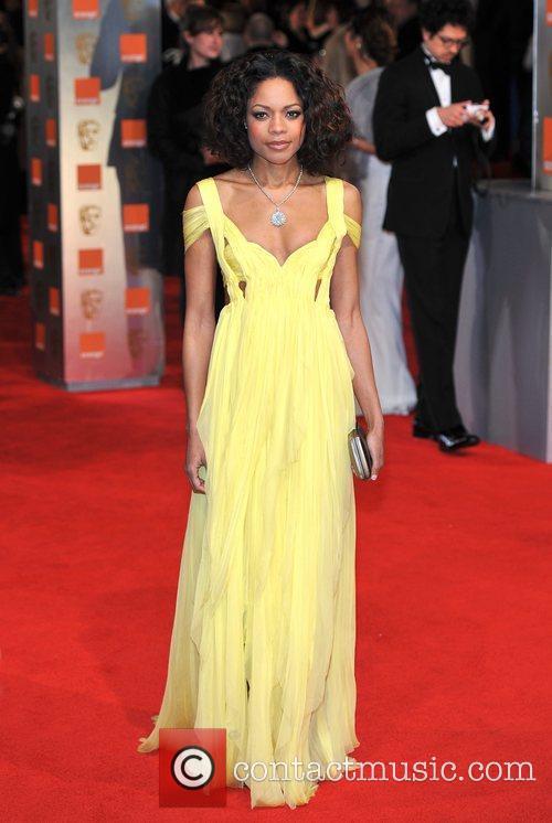 Naomie Harris The Orange British Academy Film Awards...