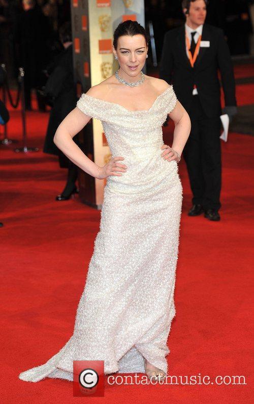 Olivia Williams and Bafta 2