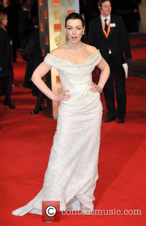 Olivia Williams and Bafta 1