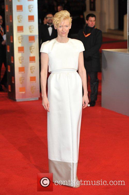 Tilda Swinton and Bafta 9