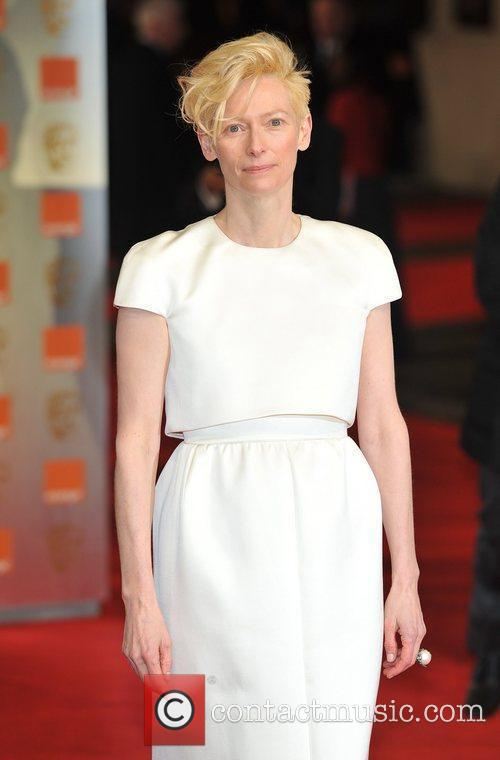 Tilda Swinton and Bafta 10