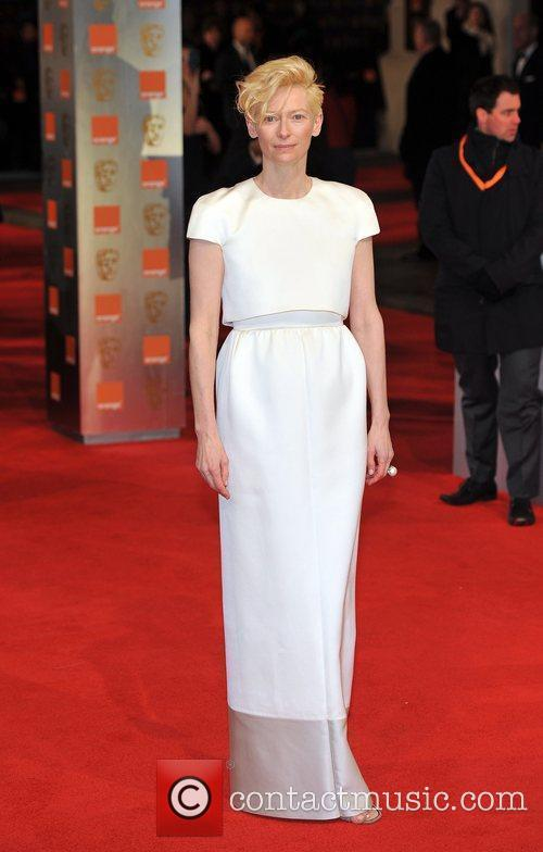 Tilda Swinton and Bafta 11