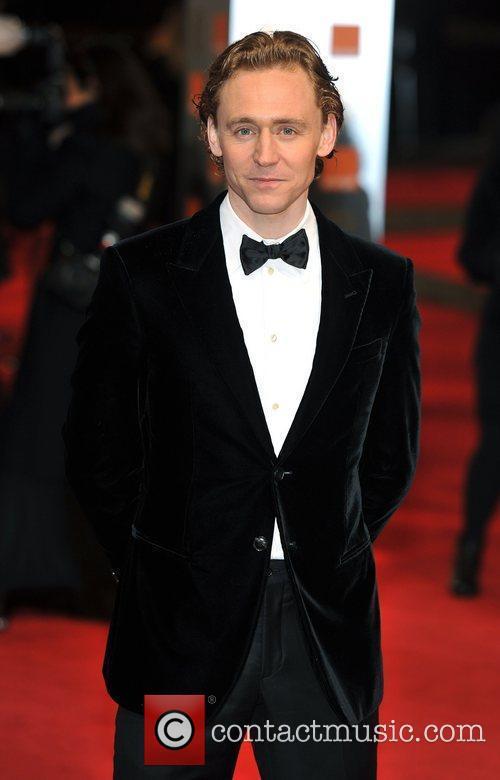 Tom Hiddleston and Bafta 1