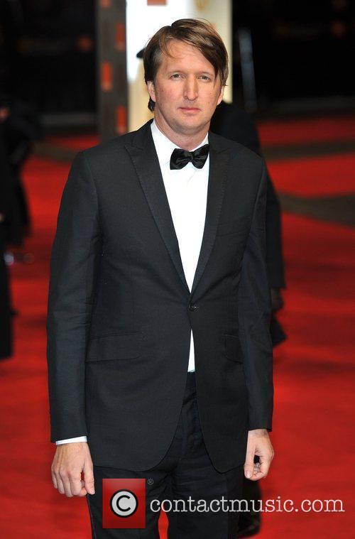 Tom Hooper The Orange British Academy Film Awards...