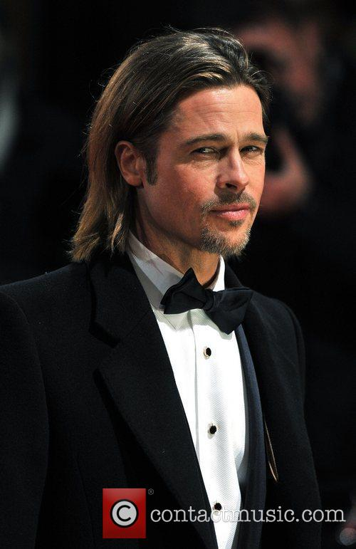 Brad Pitt and Bafta 5