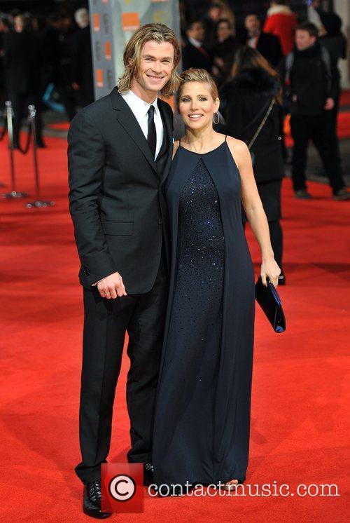 Chris Hemsworth and Bafta 5