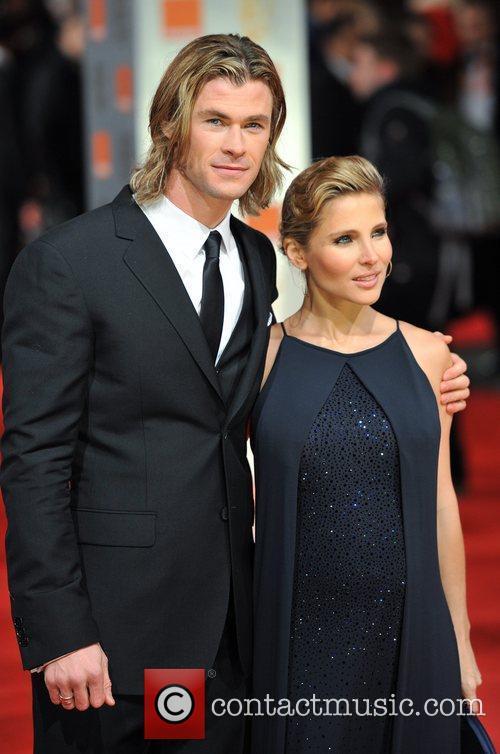 Chris Hemsworth and Bafta 7
