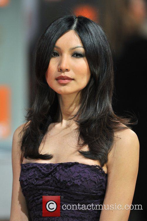 Gemma Chan and Bafta 11