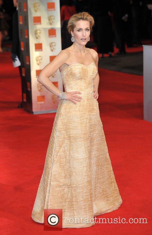 Gillian Anderson and Bafta 2