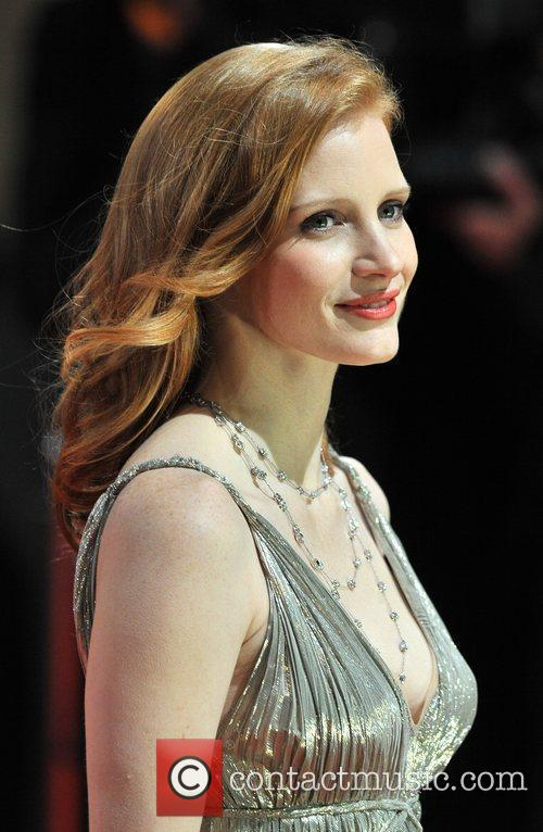 Jessica Chastain and Bafta 8