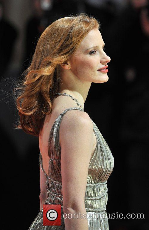 Jessica Chastain and Bafta 9