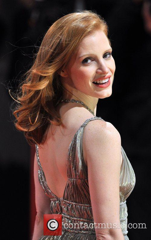 Jessica Chastain and Bafta 10
