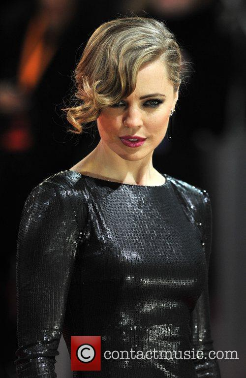 Melissa George and Bafta 7