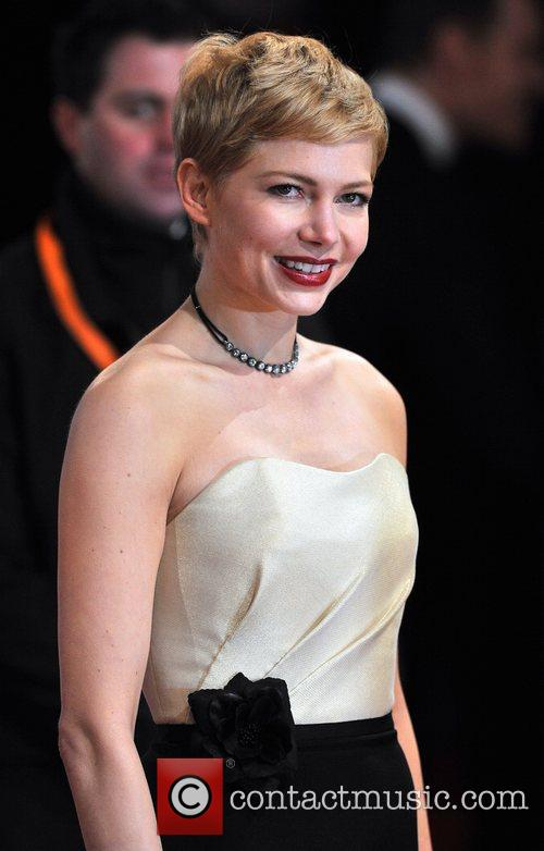 Michelle Williams and Bafta 10