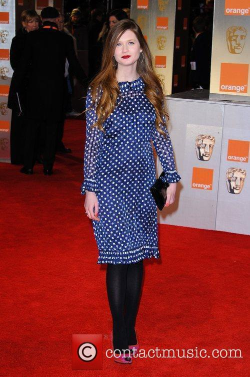 Bonnie Wright and Bafta 10