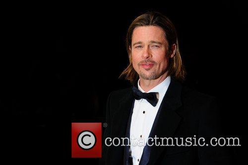 Brad Pitt and Bafta 10