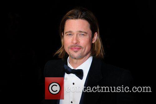 Brad Pitt and Bafta 11