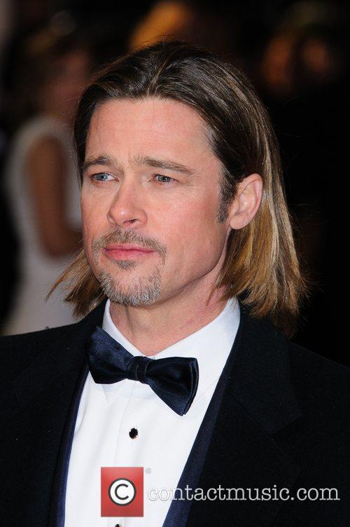 Brad Pitt and Bafta 12