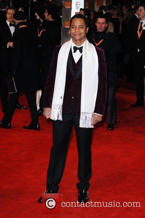Cuba Gooding Junior and Bafta 1
