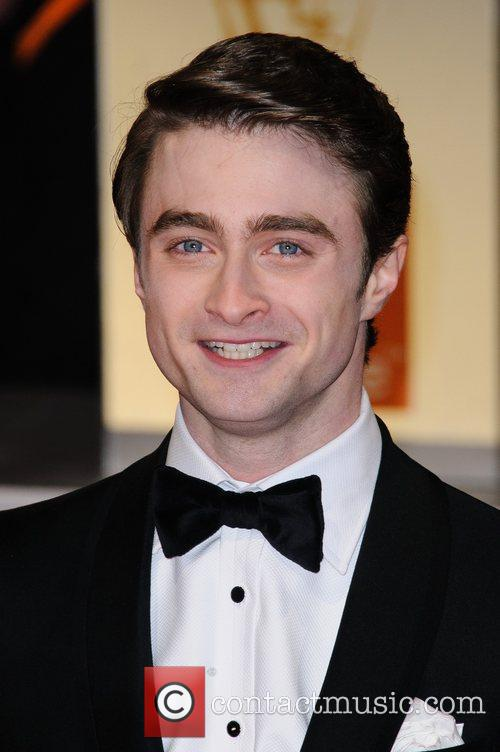 Daniel Radcliffe and Bafta 4
