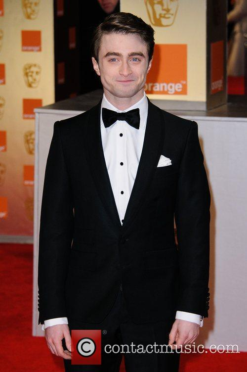 Daniel Radcliffe and Bafta 1