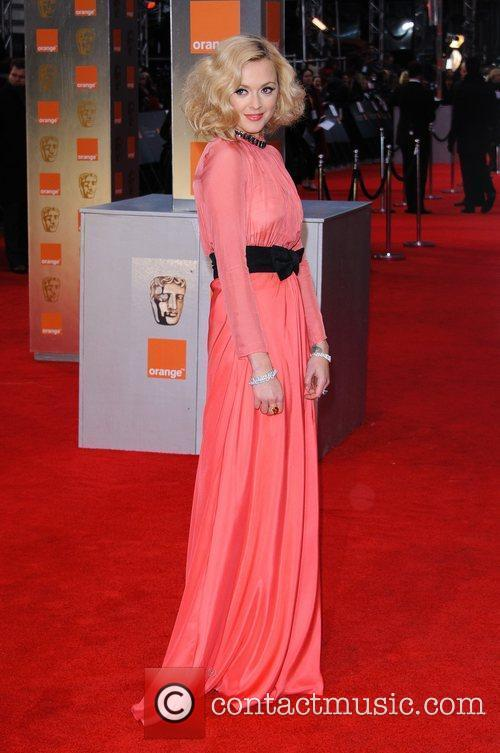 Fearne Cotton and Bafta 13