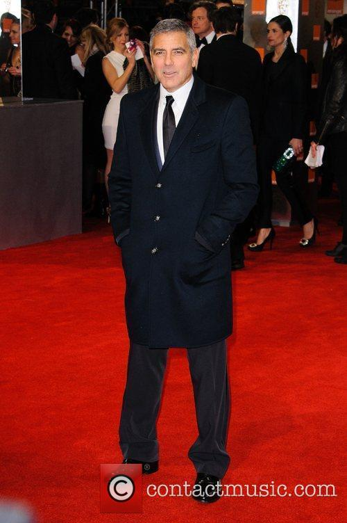 George Clooney and Bafta 1