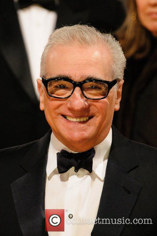 Martin Scorsese and Bafta