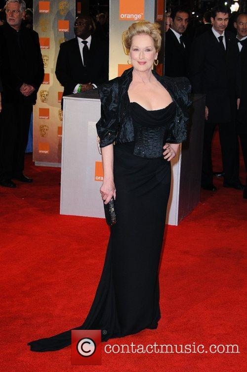 Meryl Streep and Bafta 8