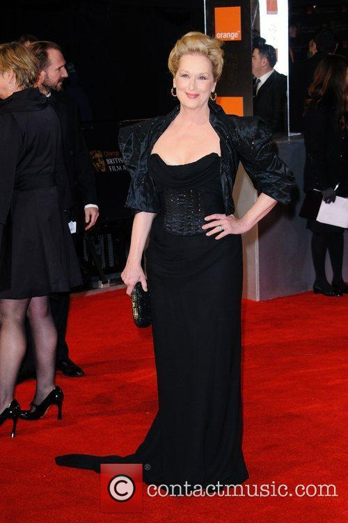 Meryl Streep and Bafta 9