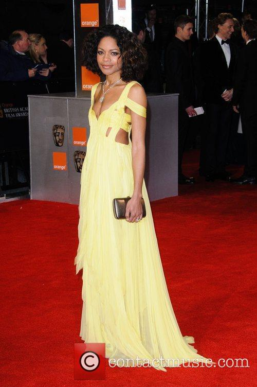 Naomie Harris and Bafta 11