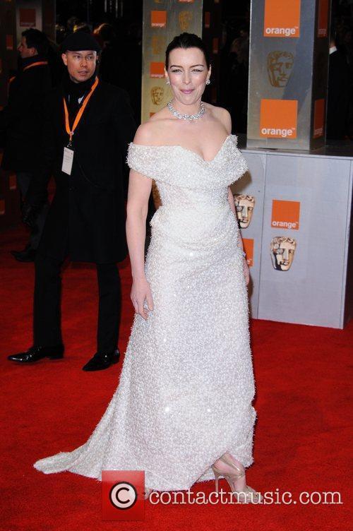 Olivia Williams and Bafta 3